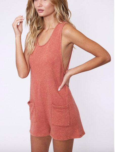 """Everytime We Touch"" Romper"
