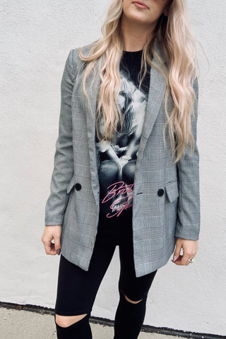 """Independent Women"" Blazer"