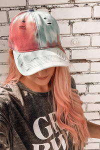 It's a Breeze Tie Dye Hat