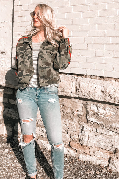 In The City Camo Jacket