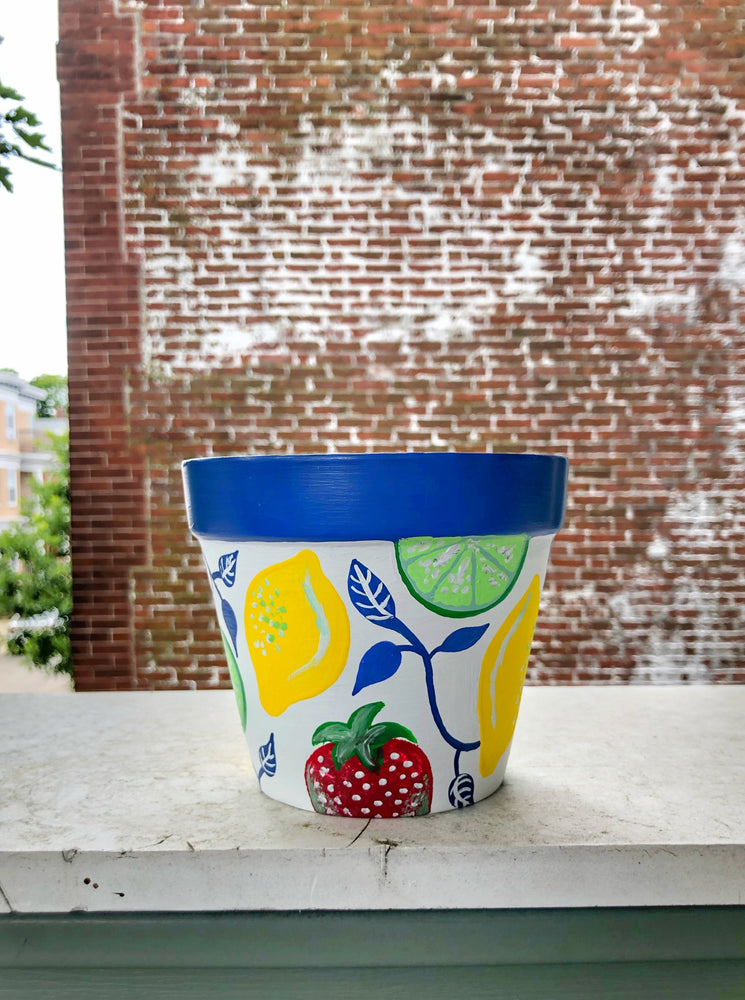 Primary Fruits Planter