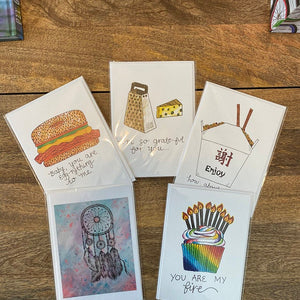 4-Pack of Couples Greeting Cards