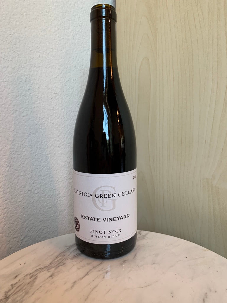 Patricia Green Cellars 2018 Pinot Noir Ribbon Ridge