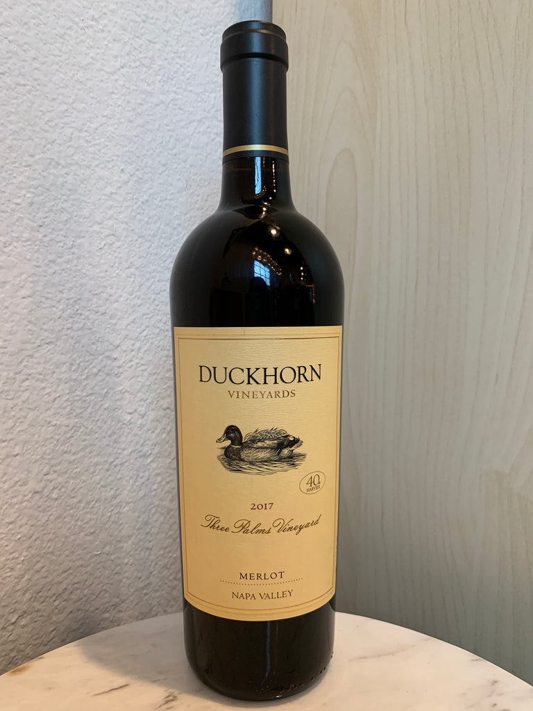 Duckhorn Three Palms Merlot