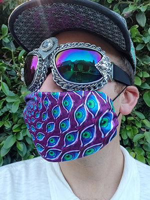 Infinite Eyes Bandanna