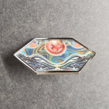 Blown Glass Pin