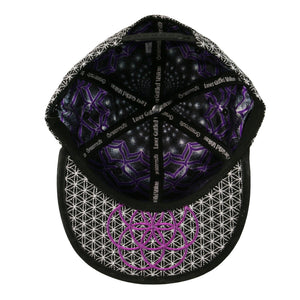 Third Eye Chakra Hologram Hat