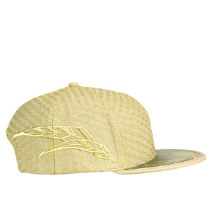 Gold Lion Hat