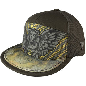 Hat - Winged Warrior Lion Hologram Hat