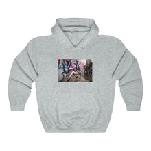 Load image into Gallery viewer, Skies Suicide - Graffiti Hooded Sweatshirt
