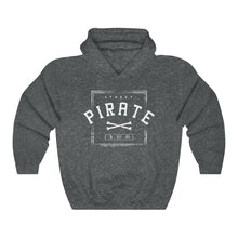 Load image into Gallery viewer, PIRATE VIP x BLACK SKULL - STREET PIRATE HOODIE