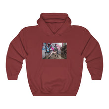 Load image into Gallery viewer, Skies Suicide Hooded Sweatshirt - Graffiti