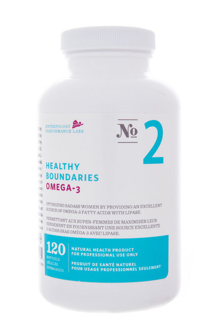 Healthy Boundaries Fish Oil