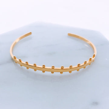Samantha Bangle - Shop Women Jewelry | Bracelets, Earrings, Necklaces, rings & Bangles
