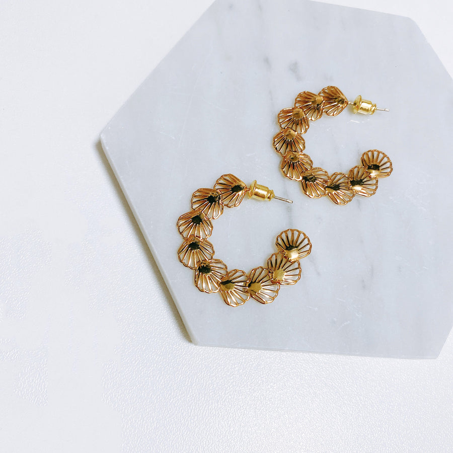 Luisa Earrings - about-her-by-maggie