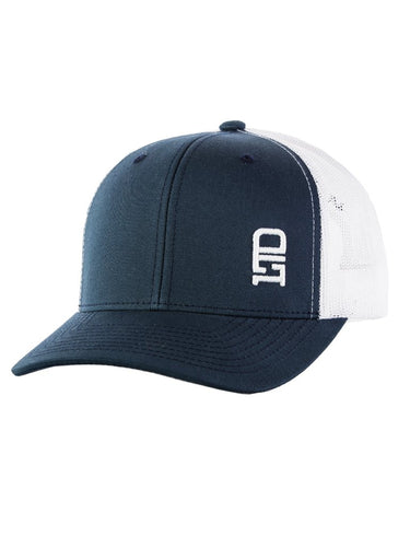 Classic Navy/white LID