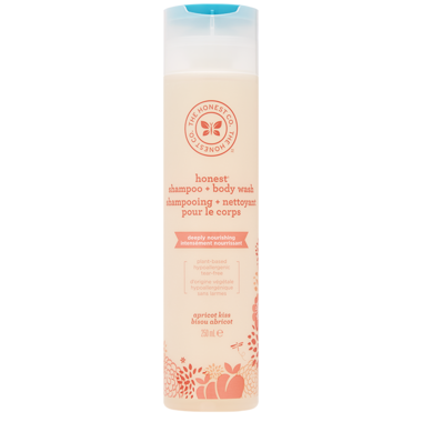 Honest Company Shampoo/Body Wash - Apricot Kiss