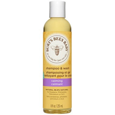 Burt's Bees Baby Calming Shampoo and Body Wash
