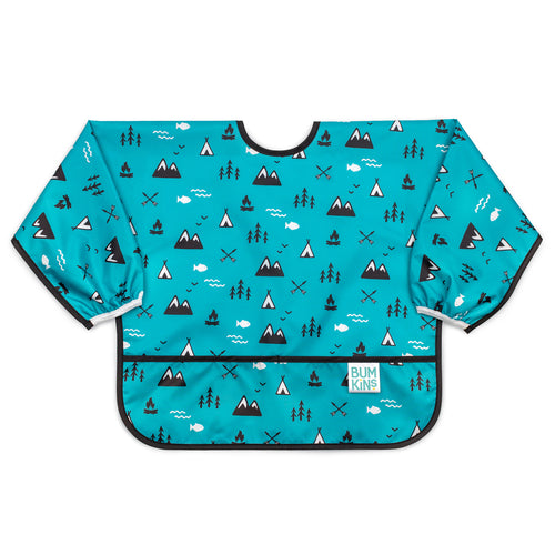 Bumkins Sleeved Bib - Assorted