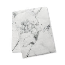 Load image into Gallery viewer, Lulujo Modern Bamboo Swaddle - Marble