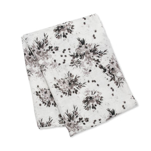 Lulujo Bamboo Modern Collection - Black Floral