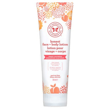 Honest Company Face/Body Lotion - Apricot Kiss
