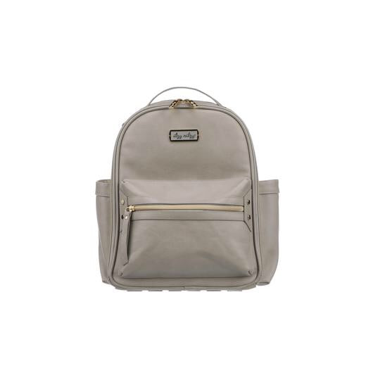 Itzy Ritzy Mini Diaper Bag - Grey