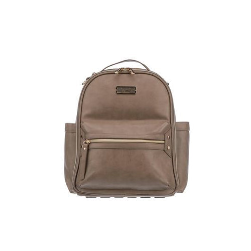 Itzy Ritzy Mini Diaper Bag - Taupe
