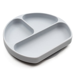 Bumkins Silicone Grip Dish - Assorted