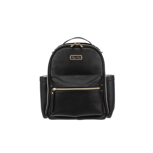 Itzy Ritzy Mini Diaper Bag - Black