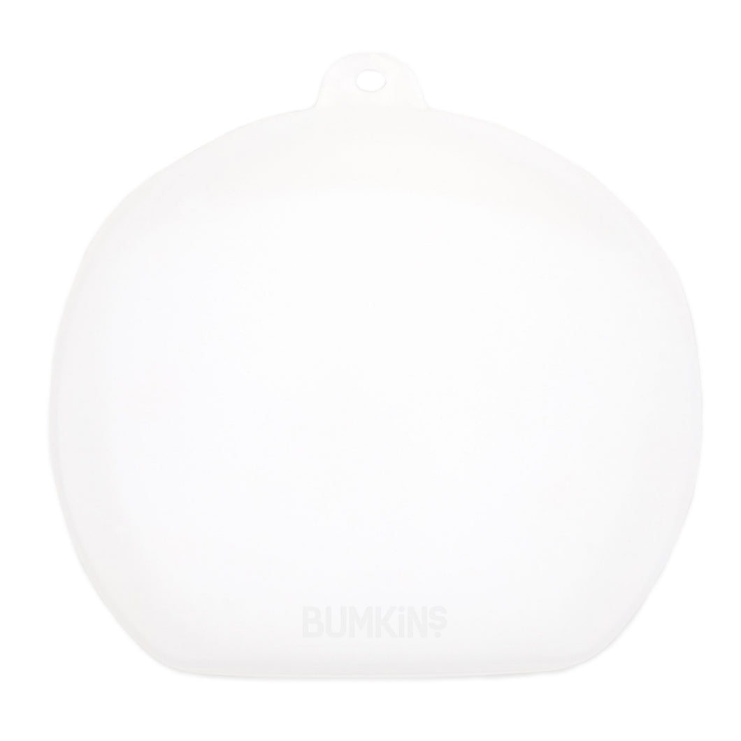 Bumkins Silicone Grip Dish Stretch Lid Cover