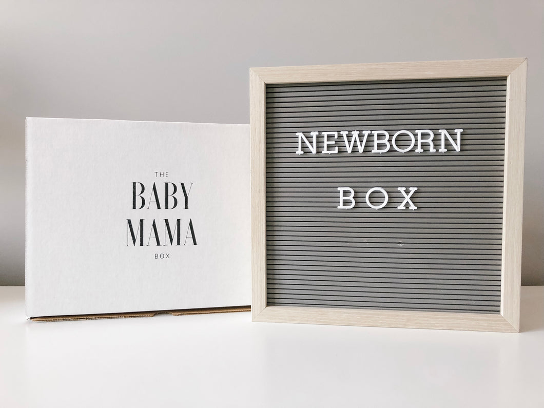 Newborn Box - Girl