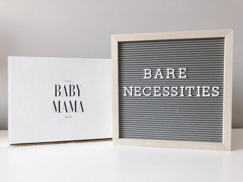 Bare Necessities Subscription