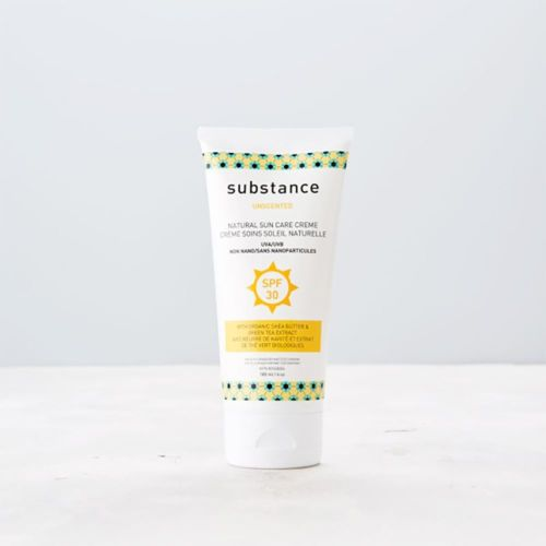 Substance Unscented Baby Sun Care Creme SPF 30