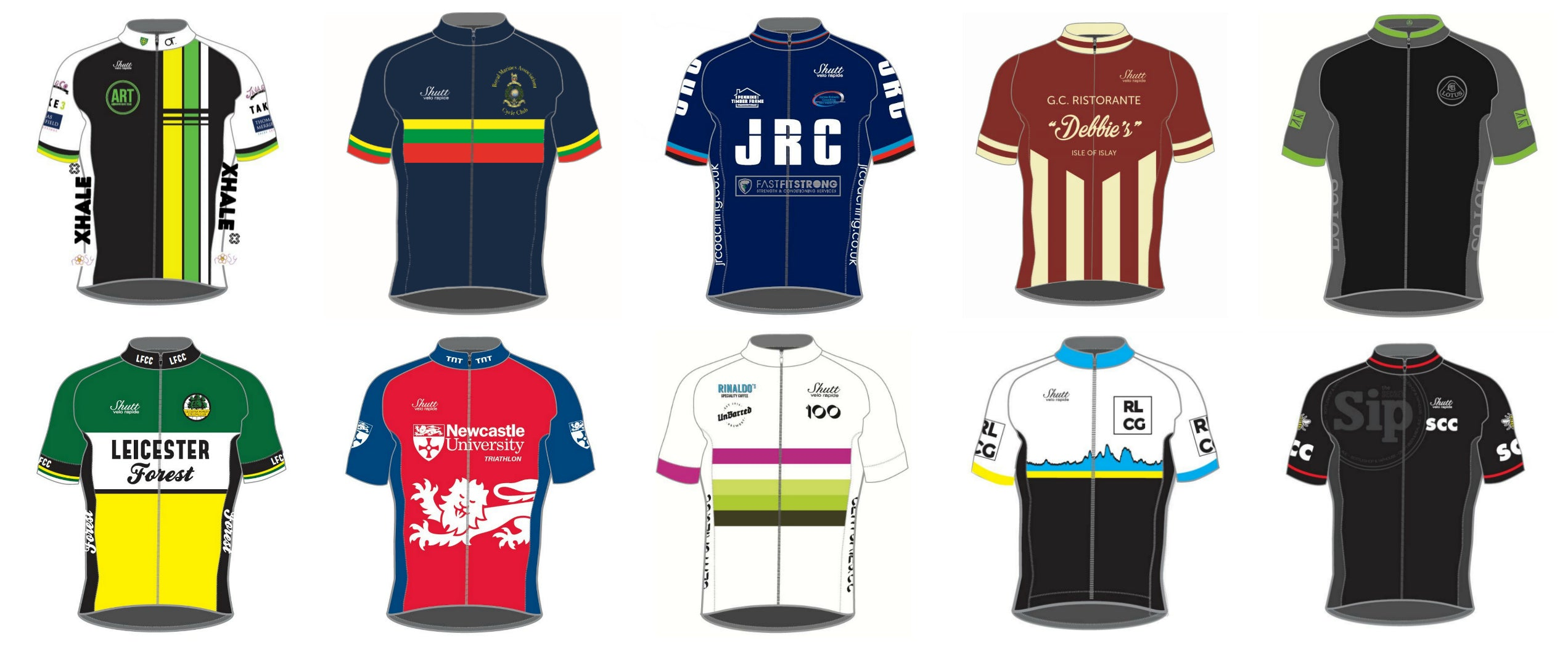Custom Cycling Kits
