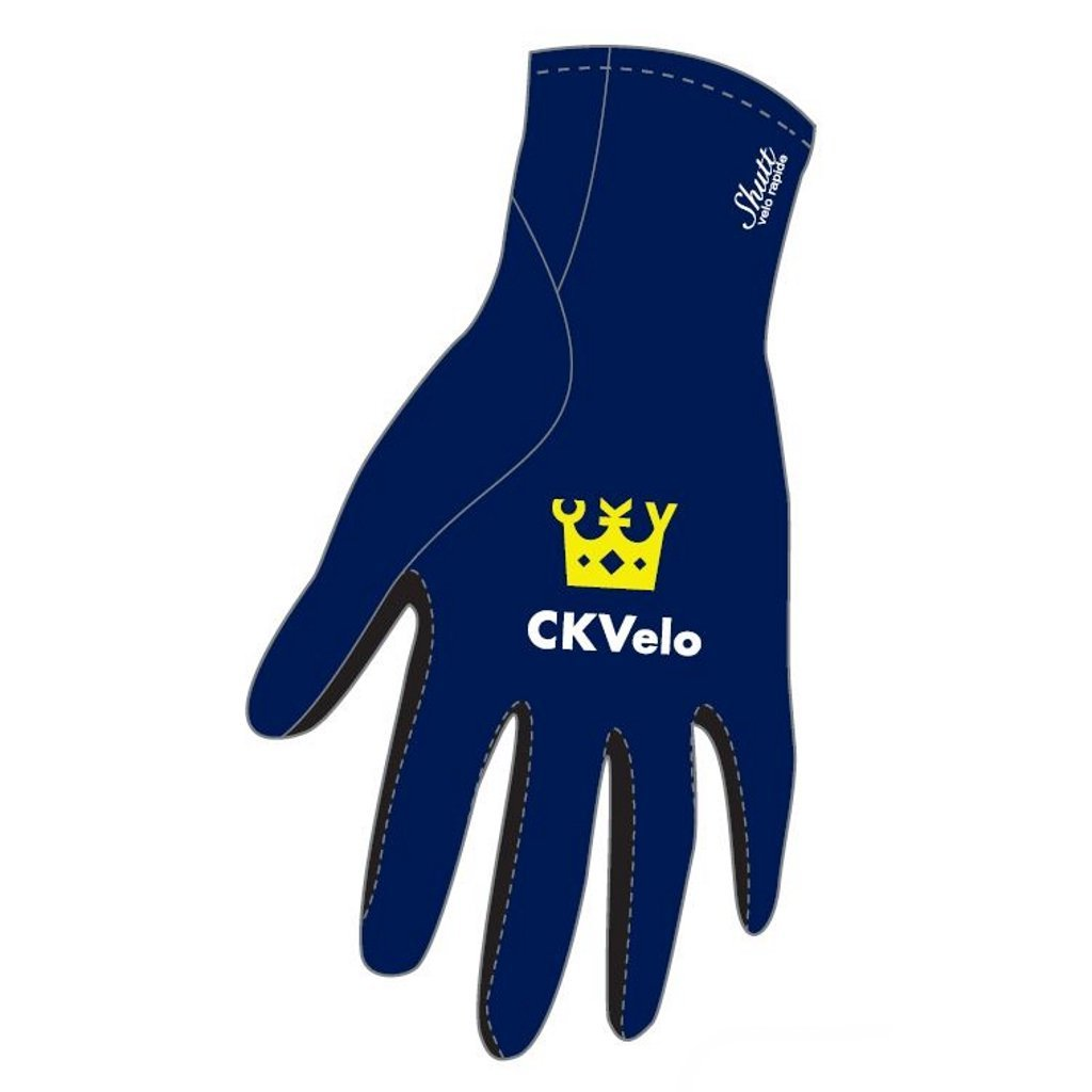 Charlton Kings Velo Winter Gloves