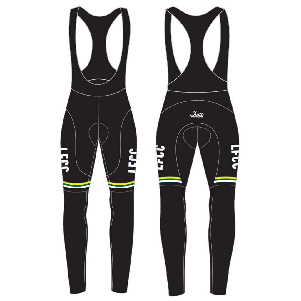 Leicester Forest CC Proline Roubaix Bibtights