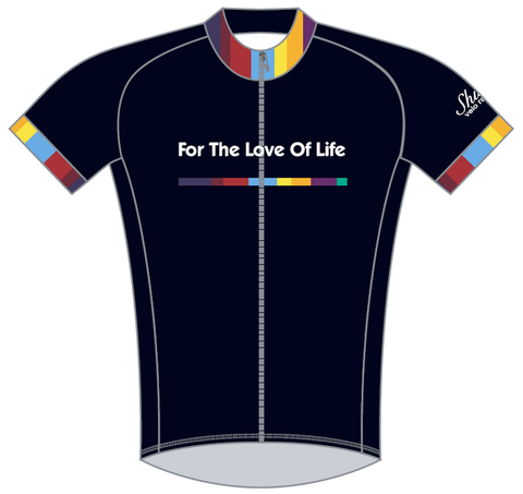 'For the Love for Life' Proline Short Sleeve Jersey
