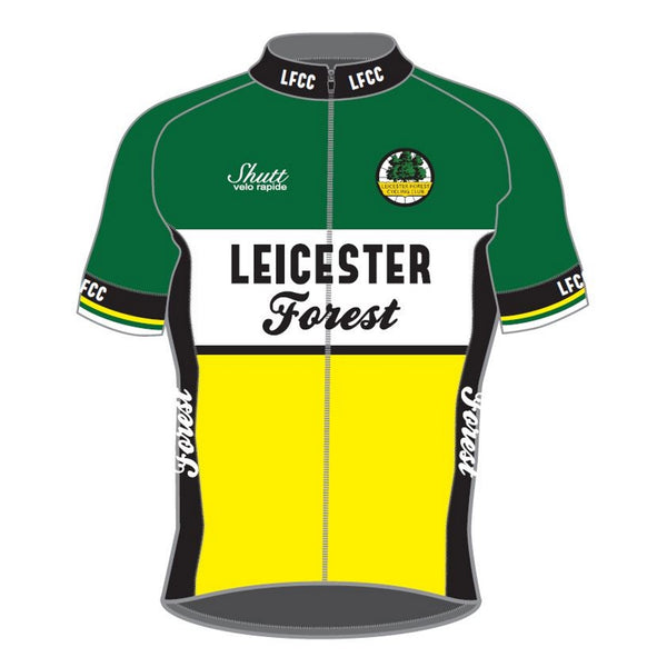 Leicester Forest CC Sportline Jersey
