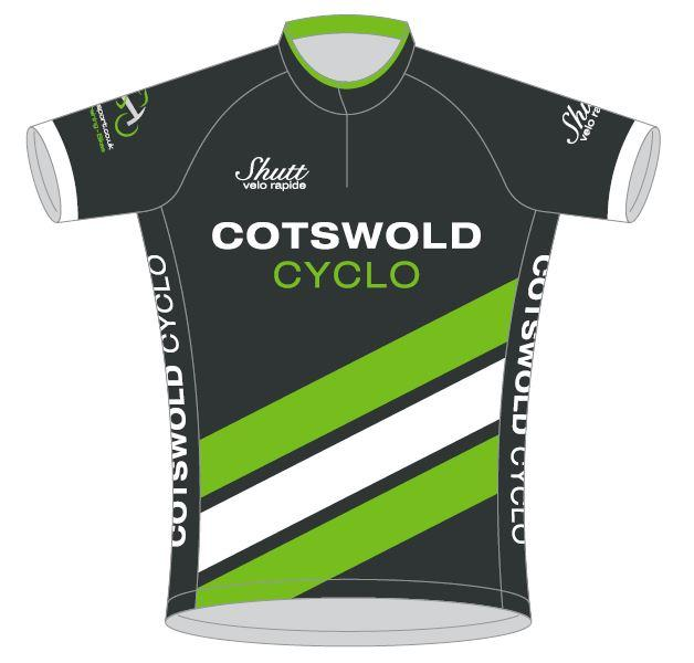 Cotswold Cyclo Event Jersey