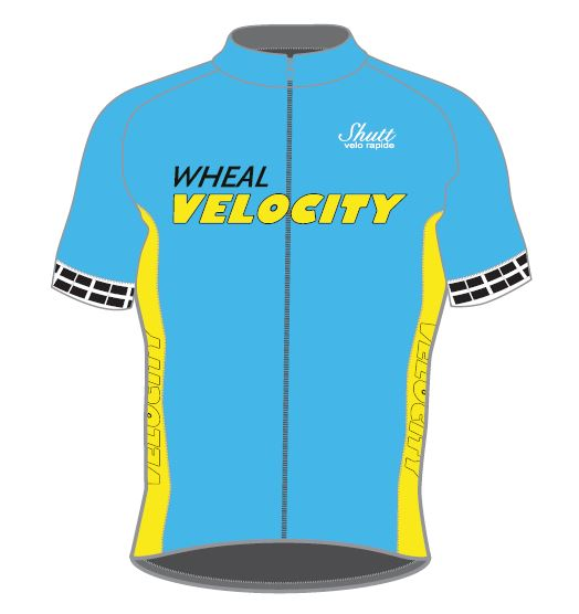 Wheal Velocity Proline Short Sleeve Jersey