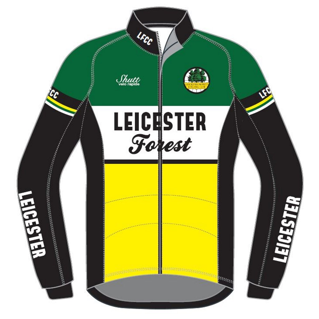 Leicester Forest CC Sportline Roubaix Jersey