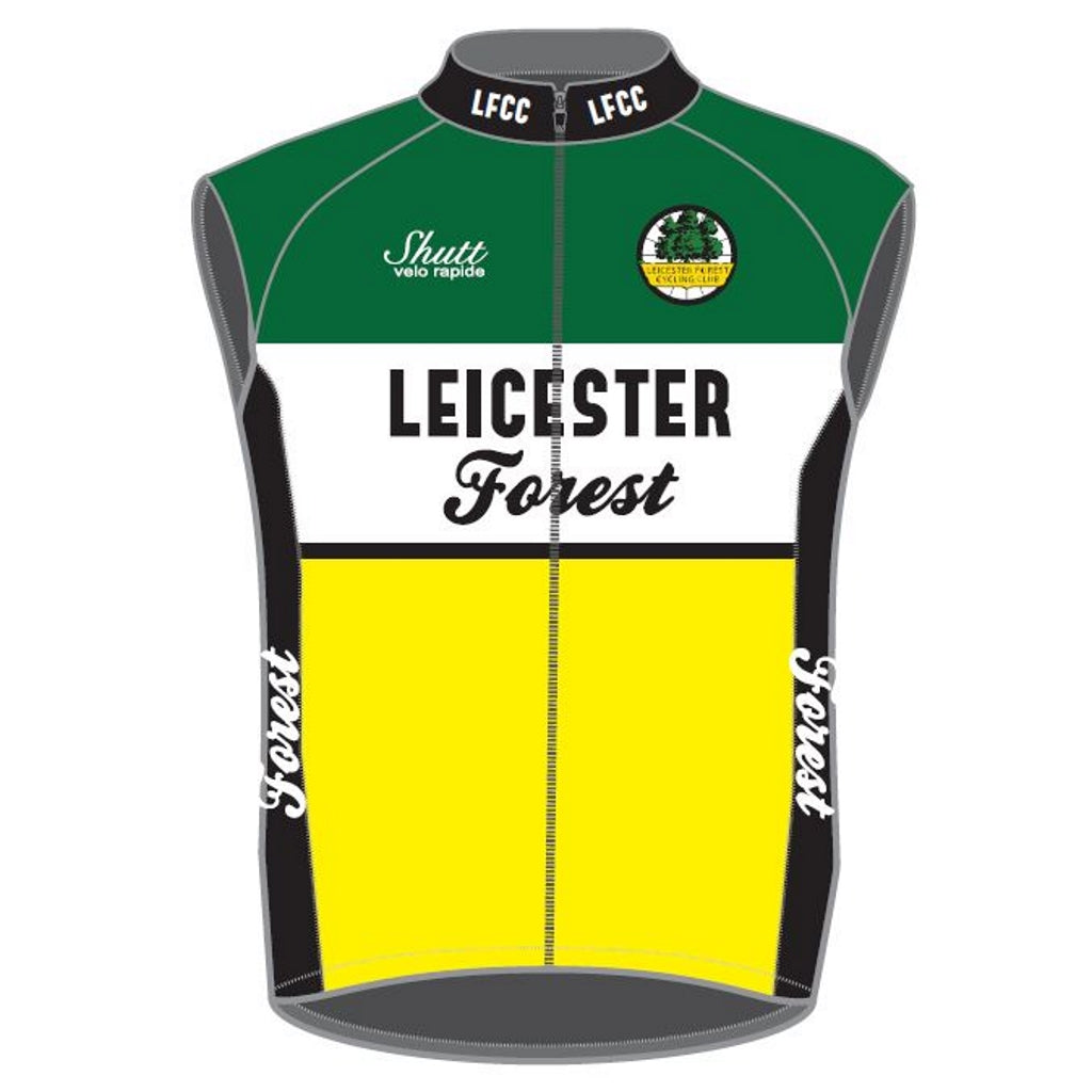 Leicester Forest CC Proline Gilet