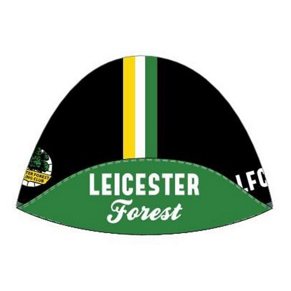 Leicester Forest CC Cycle Cap