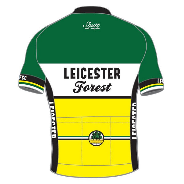 Leicester Forest CC Sportline Short Sleeve Jersey