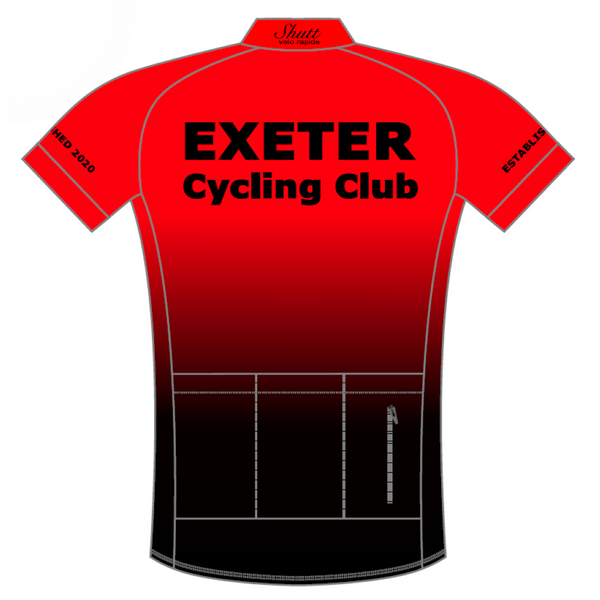 Exeter Cycling Cub Sportline Short Sleeve Jersey