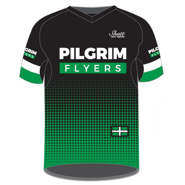 Pilgrim Flyers Short Sleeve MTB Jersey