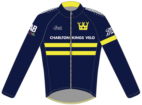 CKV Roubaix Long Sleeve Jersey - £67