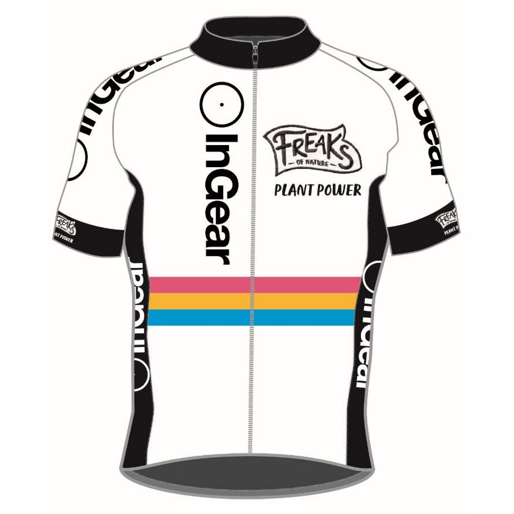 InGear Adult Short Sleeve Jersey