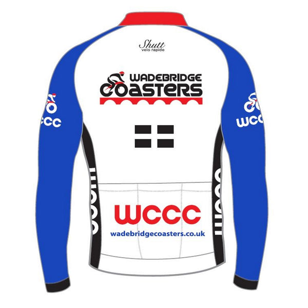 Wadebridge Coasters Long Sleeve Pro Jersey